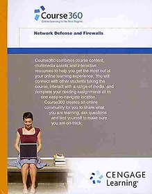 """<font title=""""Course360 Network Defense and Firewalls Printed Access Card (Hardcover)"""">Course360 Network Defense and Firewalls ...</font>"""