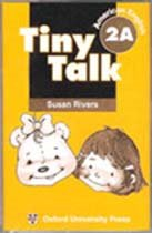 Tiny Talk 2A : American English Cassette (Tape:1/ 교재별매)