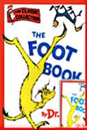 [��ο�]The Foot Book (Paperback+ CD)
