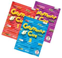 """<font title=""""Grammar Cue Plus 3종 Set (Paperback:3+ CD:3+ Workbook:3)"""">Grammar Cue Plus 3종 Set (Paperback:3+ C...</font>"""