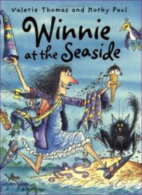 "<font title=""[베오영] Winnie at the Seaside (Paperback+CD)"">[베오영] Winnie at the Seaside (Paperbac...</font>"