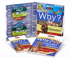 Why? Dinosaurs (영어로 읽는 Why?)