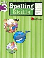 Spelling Skills : Grade 3 (Paperback)