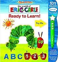 "<font title=""Eric Carle Quiz It Pen Ready to Learn! (Hardcover)"">Eric Carle Quiz It Pen Ready to Learn! (...</font>"
