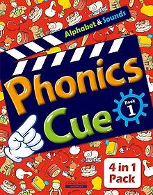 Phonics Cue 1 개정판 (Paperback+CD)
