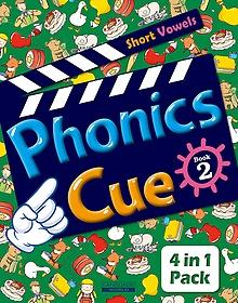 Phonics Cue 2 개정판 (Paperback+CD)