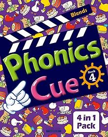Phonics Cue 4 개정판 (Paperback+CD)