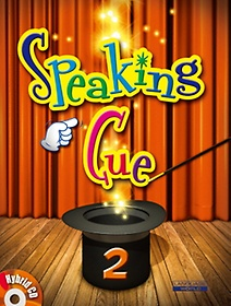 "<font title=""Speaking Cue 2 : Studentbook (Paperback+ CD+ Workbook)"">Speaking Cue 2 : Studentbook (Paperback+...</font>"