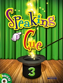 "<font title=""Speaking Cue 3 : Studentbook (Paperback+ CD+ Workbook)"">Speaking Cue 3 : Studentbook (Paperback+...</font>"
