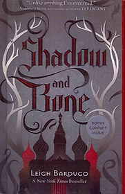 "<font title=""Shadow and Bone (Prebind / Reprint Edition)"">Shadow and Bone (Prebind / Reprint Editi...</font>"