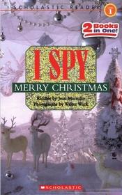 "<font title=""I Spy Merry Christmas : Scholastic Reader, Level 1 (Paperback)  "">I Spy Merry Christmas : Scholastic Reade...</font>"