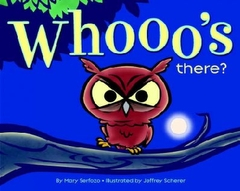 Whooos There? (Hardcover)