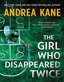 """<font title=""""The Girl Who Disappeared Twice (Paperback)"""">The Girl Who Disappeared Twice (Paperbac...</font>"""