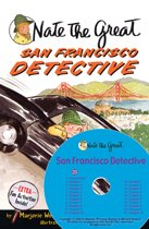 Nate the Great San Francisco Detective (Paperback+Audio CD)