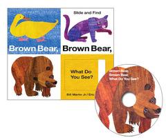 "<font title=""[노부영]Brown Bear, Brown Bear, What Do You See? (슬라이드 Boardbook+ CD)"">[노부영]Brown Bear, Brown Bear, What Do ...</font>"