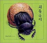 곤충 퍼즐 - 6조각,9조각,12조각