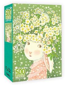 플로펫 직소퍼즐 - 찔레꽃 (500조각)