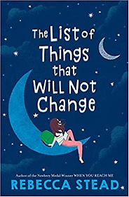 """<font title=""""The List of Things That Will Not Change (Hardcover)"""">The List of Things That Will Not Change ...</font>"""