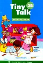 Tiny Talk 3B : Student's Book (Paperback)