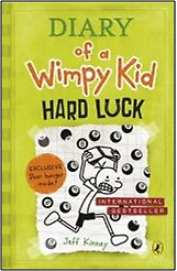 "<font title=""Diary of a Wimpy Kid #8: Hard Luck (Paperback)"">Diary of a Wimpy Kid #8: Hard Luck (Pape...</font>"