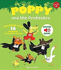 Poppy and the Orchestra (Hardcover)