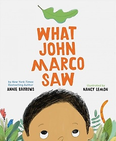 What John Marco Saw (Hardcover)