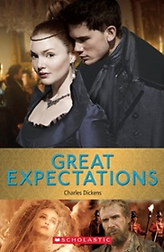 "<font title=""Great Expectations: Level 2 (Paperback+Audio CD)"">Great Expectations: Level 2 (Paperback+A...</font>"