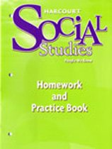 Social Studies Grade 2 - People We Know Work Book 2007 (Hardcover)