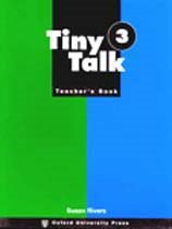 Tiny Talk 3 : Teacher's Book (Paperback)