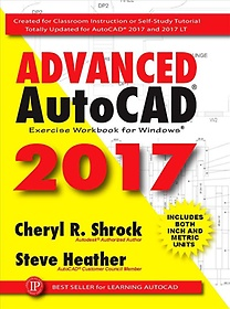 "<font title=""Advanced Autocad 2017 Exercise Workbook (Paperback / Workbook)"">Advanced Autocad 2017 Exercise Workbook ...</font>"