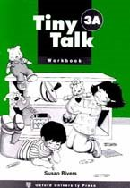 Tiny Talk 3A : Workbook (Paperback)