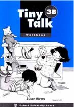 Tiny Talk 3B : Workbook (Paperback)