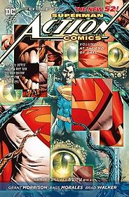 슈퍼맨-액션 코믹스 Vol. 3: 종말의 날