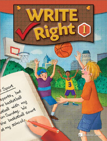 Write Right 1 : Student Book (Paperback)