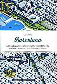 """<font title=""""[한정판매] Citix60: Barcelona: 60 Creatives Show You the Best of the City (Paperback)"""">[한정판매] Citix60: Barcelona: 60 Creati...</font>"""