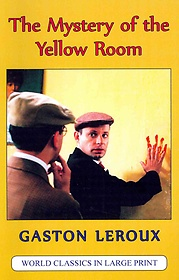 """<font title=""""The Mystery of the Yellow Room (Paperback)"""">The Mystery of the Yellow Room (Paperbac...</font>"""