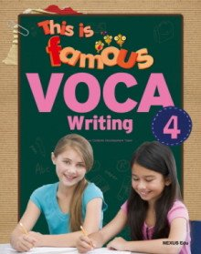 This is famous VOCA 4 - Writing