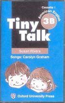Tiny Talk 3B : American English Cassette (Tape:2/ 교재별매)