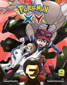 Pokemon X-Y 9 (Paperback)