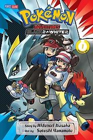 "<font title=""Pokemon Adventures Black 2 & White 2 1 (Paperback / Translated)"">Pokemon Adventures Black 2 & White 2 1 (...</font>"