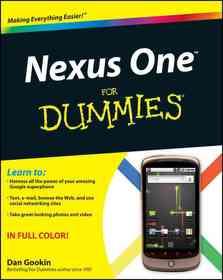 Nexus One for Dummies (Paperback)