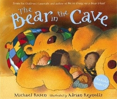 Bear in the Cave (Hardcover +CD)