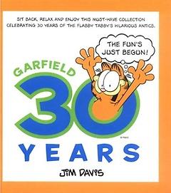 """<font title=""""Garfield 30 Years the Fun"""