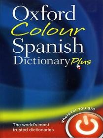 """<font title=""""Oxford Colour Spanish Dictionary Plus (Paperback / 3rd Ed.)"""">Oxford Colour Spanish Dictionary Plus (P...</font>"""