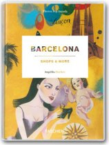 Barcelona, Shops & More (Paperback)