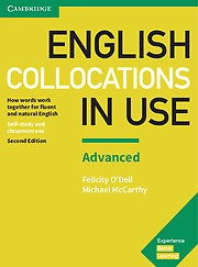 English Collocations in Use Advanced Book With Answers (Paperback / 2nd Ed.)