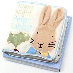 Night, Night, Peter Rabbit (Cloth Book)