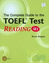 """<font title=""""The Complete Guide to the TOEFL Test (iBT Edition) Reading - Student Book with CD-Rom (Split Editon/Paperback)"""">The Complete Guide to the TOEFL Test (iB...</font>"""