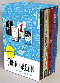 John Green Box Set (Paperback:4)