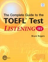 """<font title=""""The Complete Guide to the TOEFL Test (iBT Edition) Listening - Student Book with CD-Rom (Split Editon/Paperback)"""">The Complete Guide to the TOEFL Test (iB...</font>"""